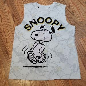 Vintage? Reversible Snoopy Woodstock Shirt